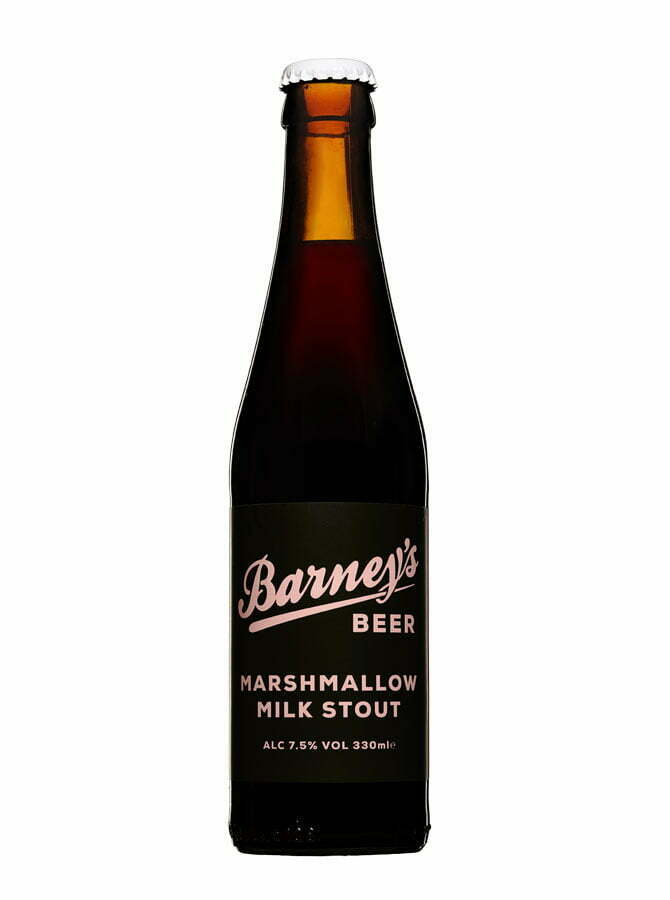 Barney's Beer Marshmallow Milk Stout