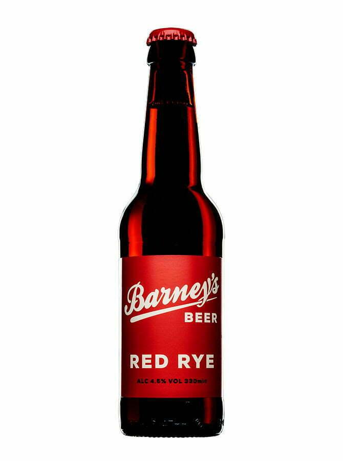 Barney's Beer Red Rye