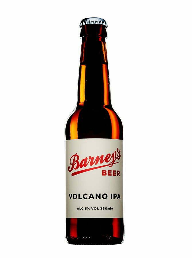 Barney's Beer Volcano IPA
