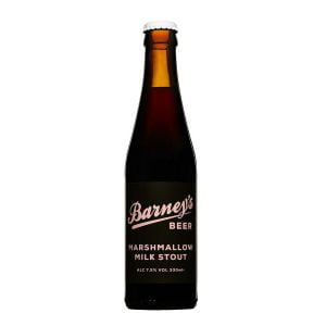 Barney's Beer Marshmallow Milk Stout